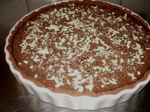 chokladpudding gelatin