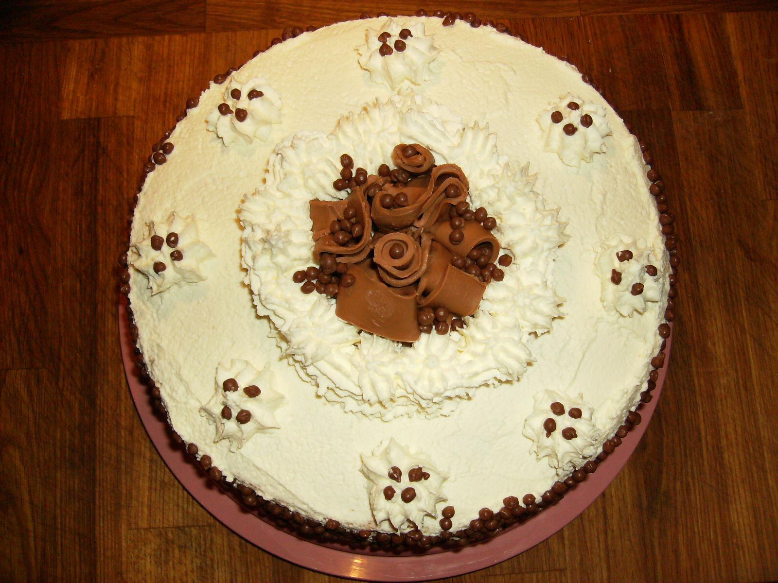 Maya´s Nougat Tårta