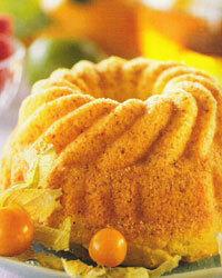 Sockerfri och mager enkel sockerkaka
