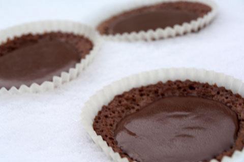 Chokladfrysmuff
