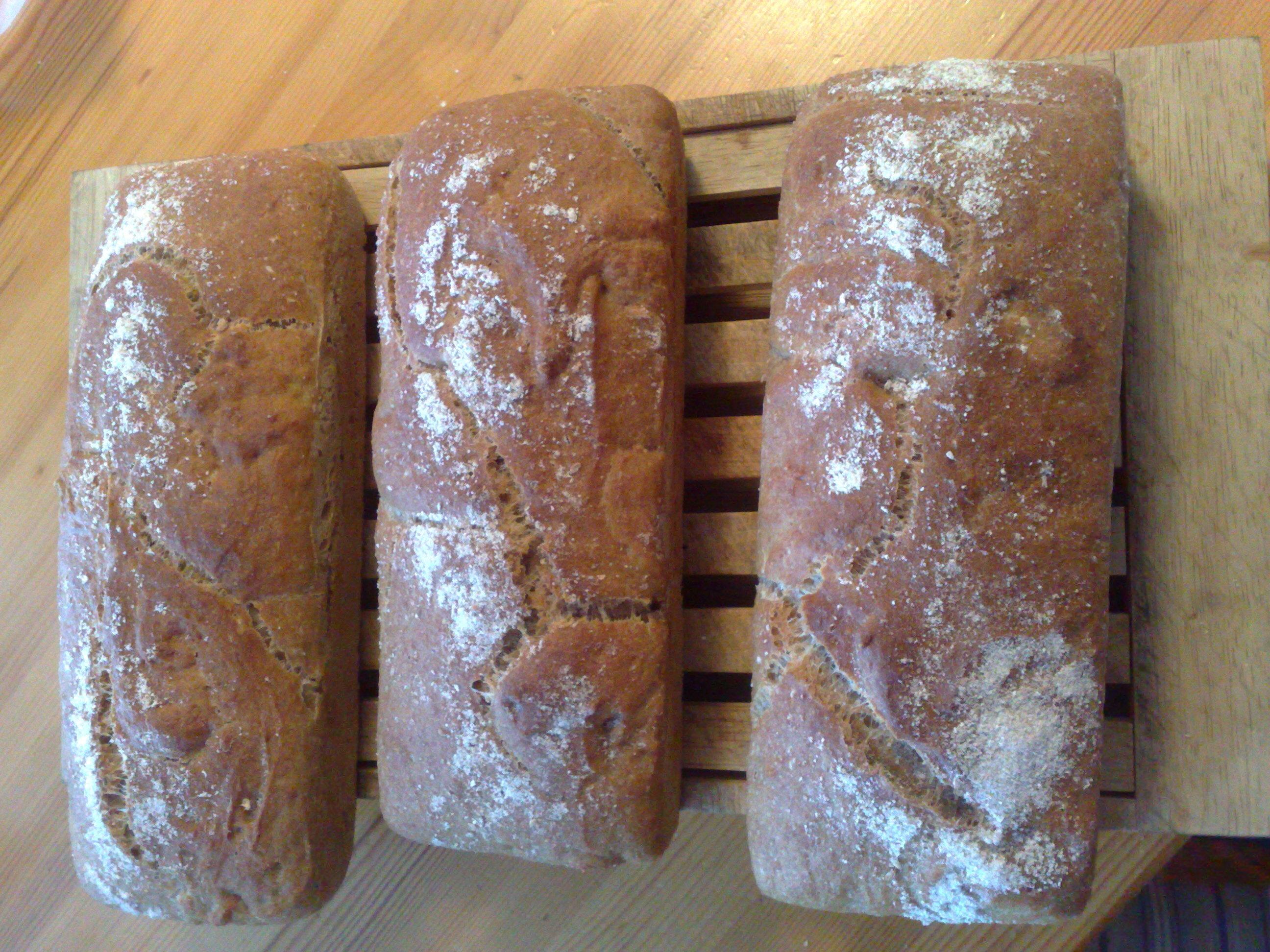 bröd långpannan