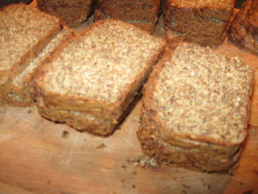 lchf inspirerat bröd! Riktigt smaskigt