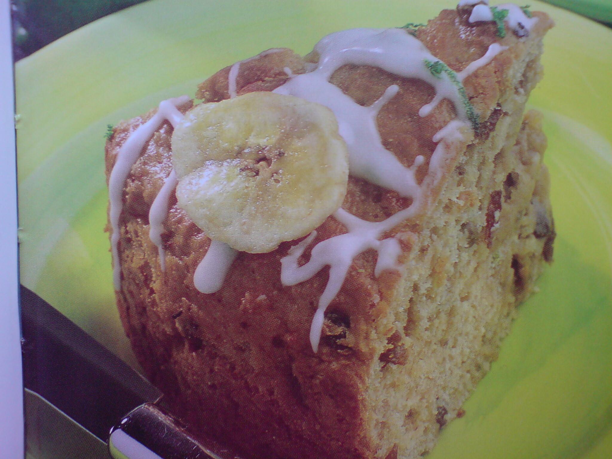 Banan och limek