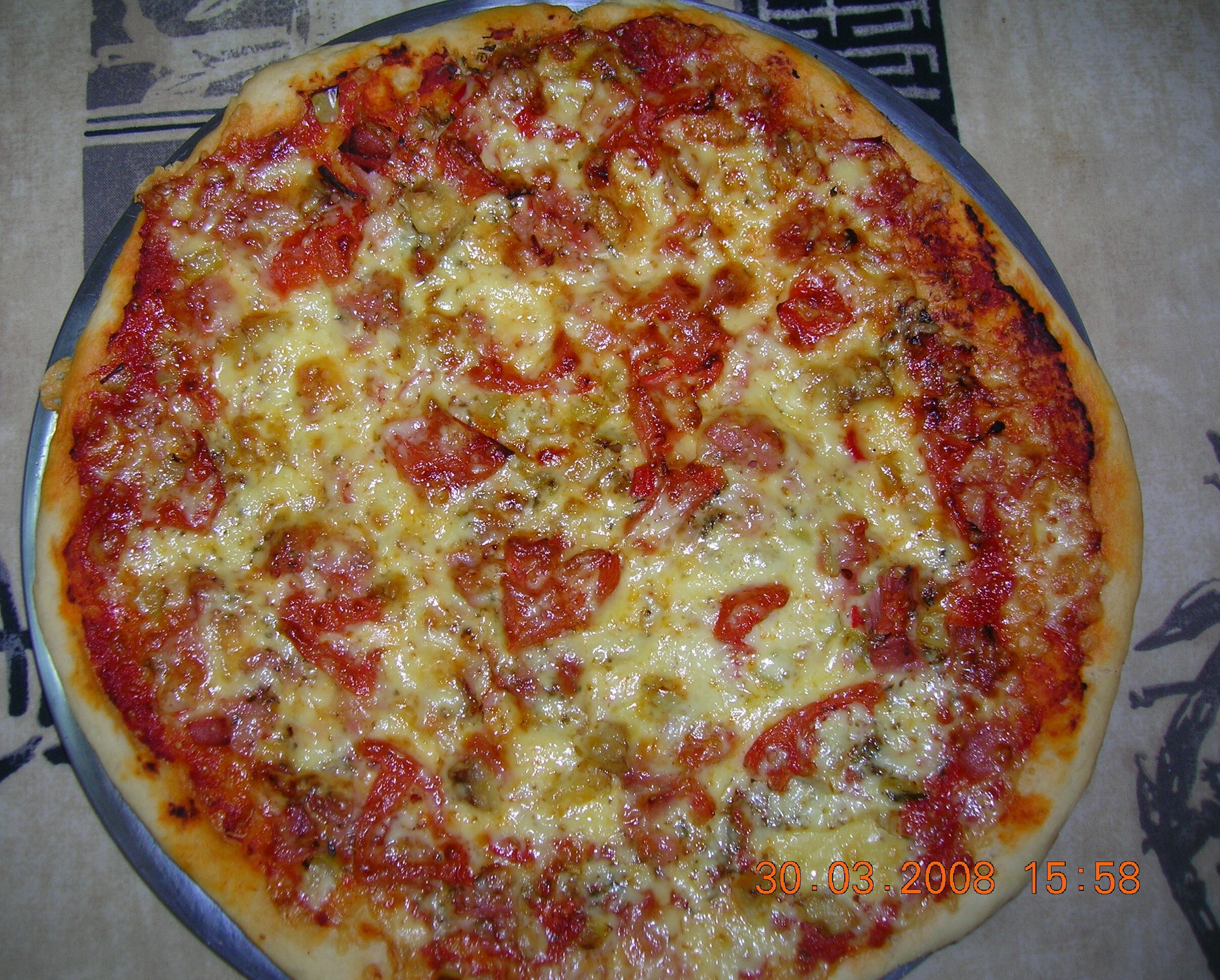 Godaste Pizzade..