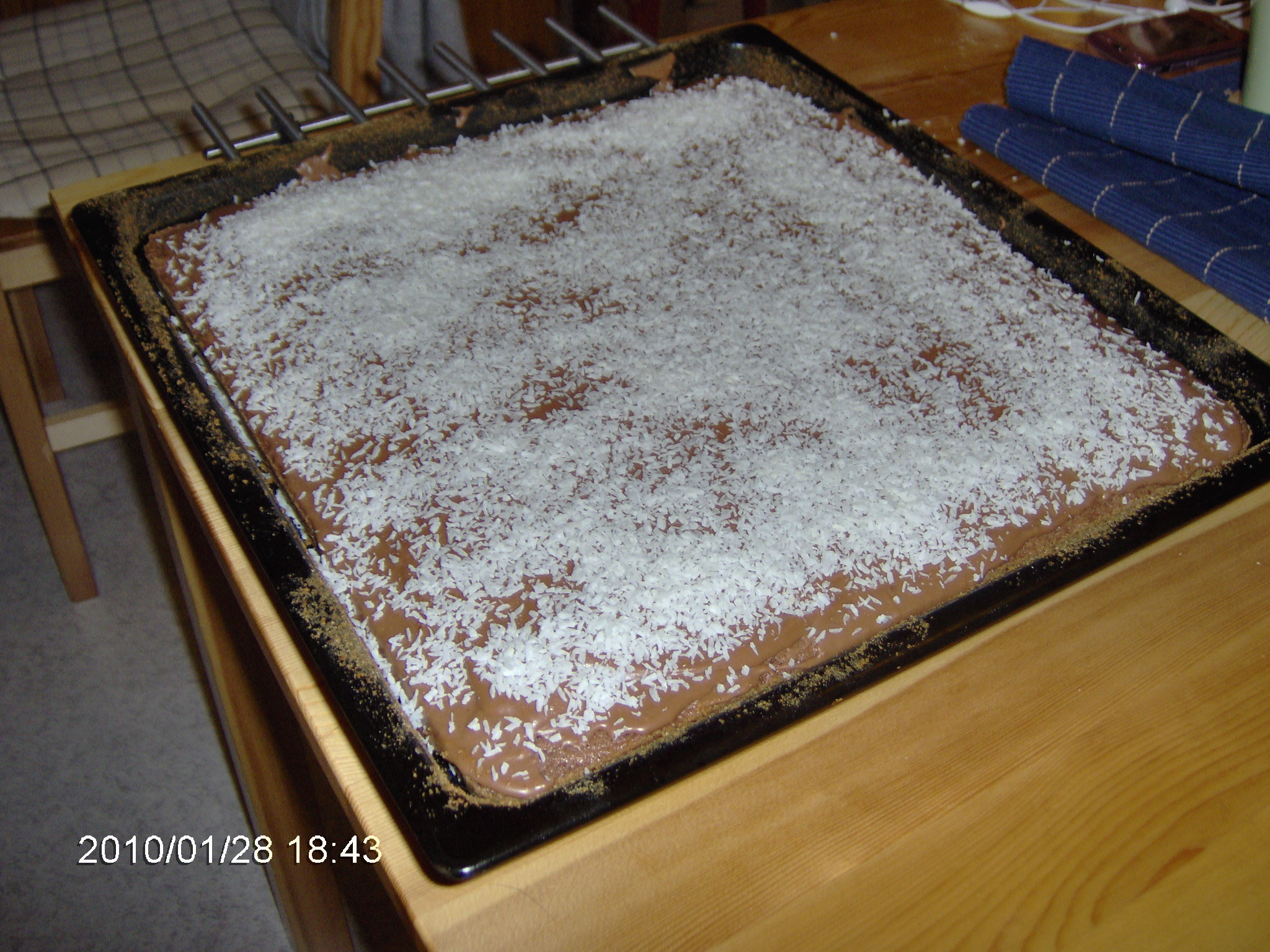 amerikanska brownies