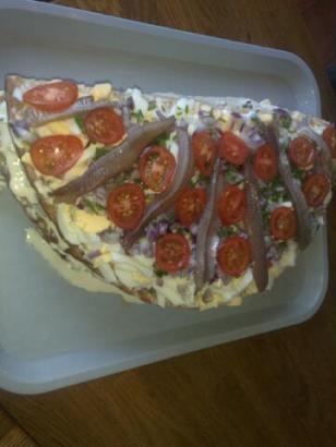 Supergod silltårta
