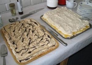 Maräng tårta 2