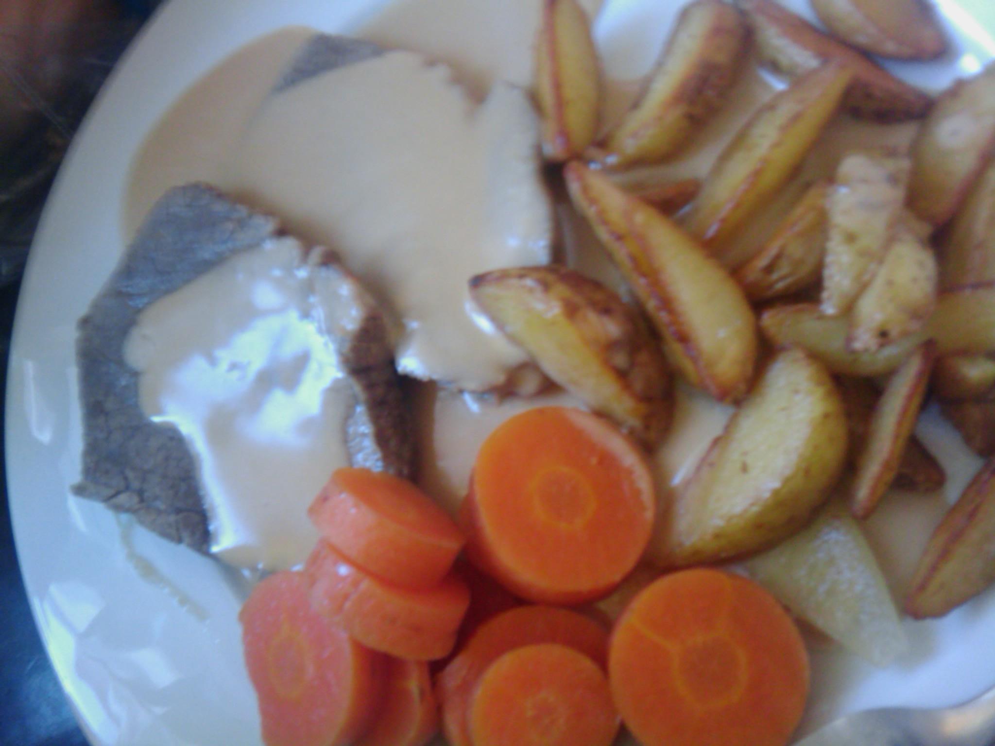 Ing-maris stek i stekgryta