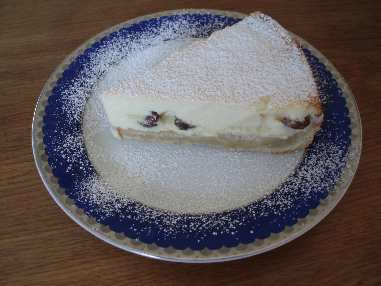Mor Ingeborgs cheesecake