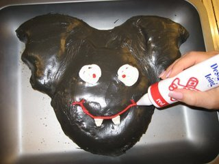 läskiga muffins