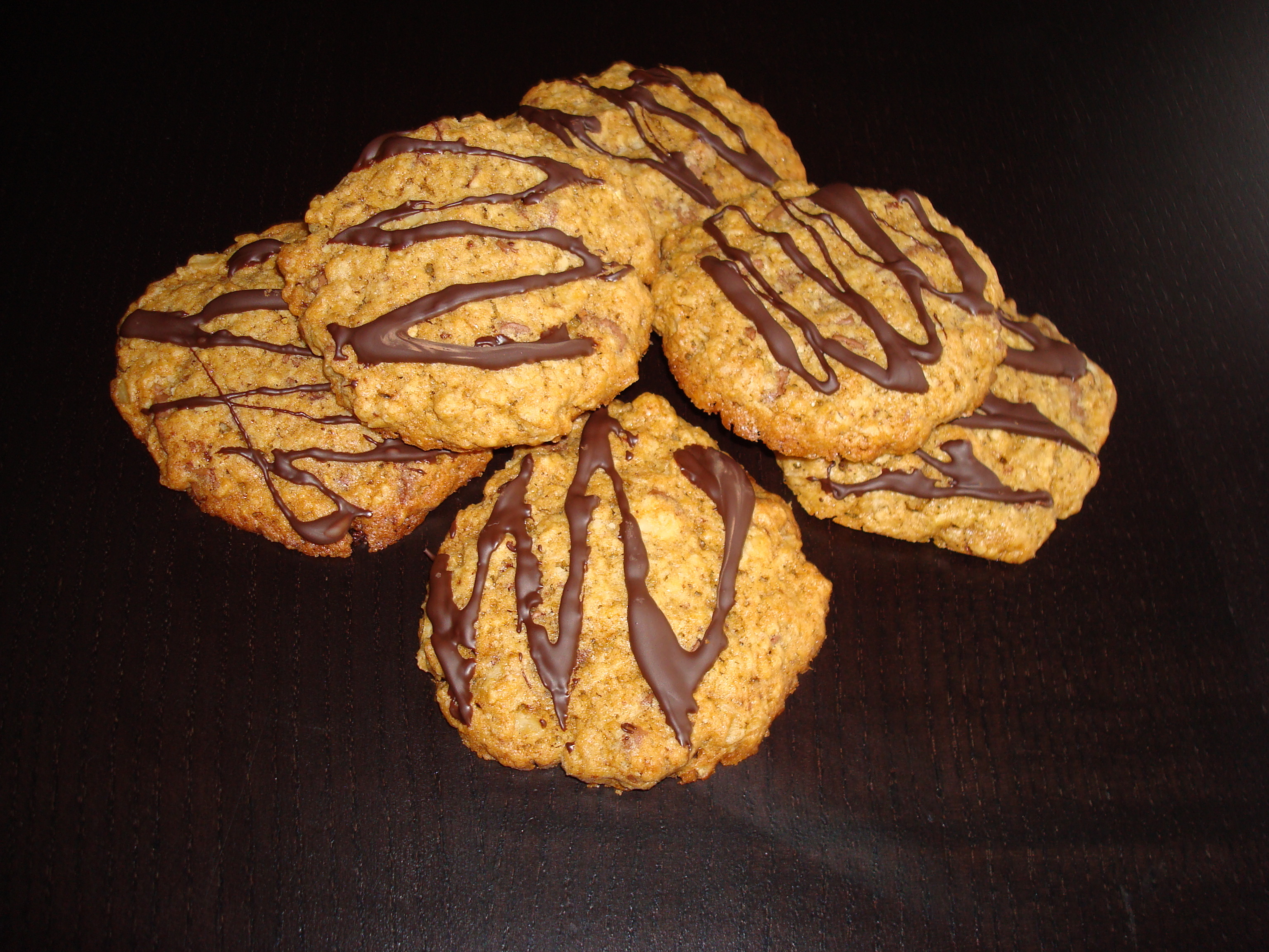 Marabou chocolate chip cookies