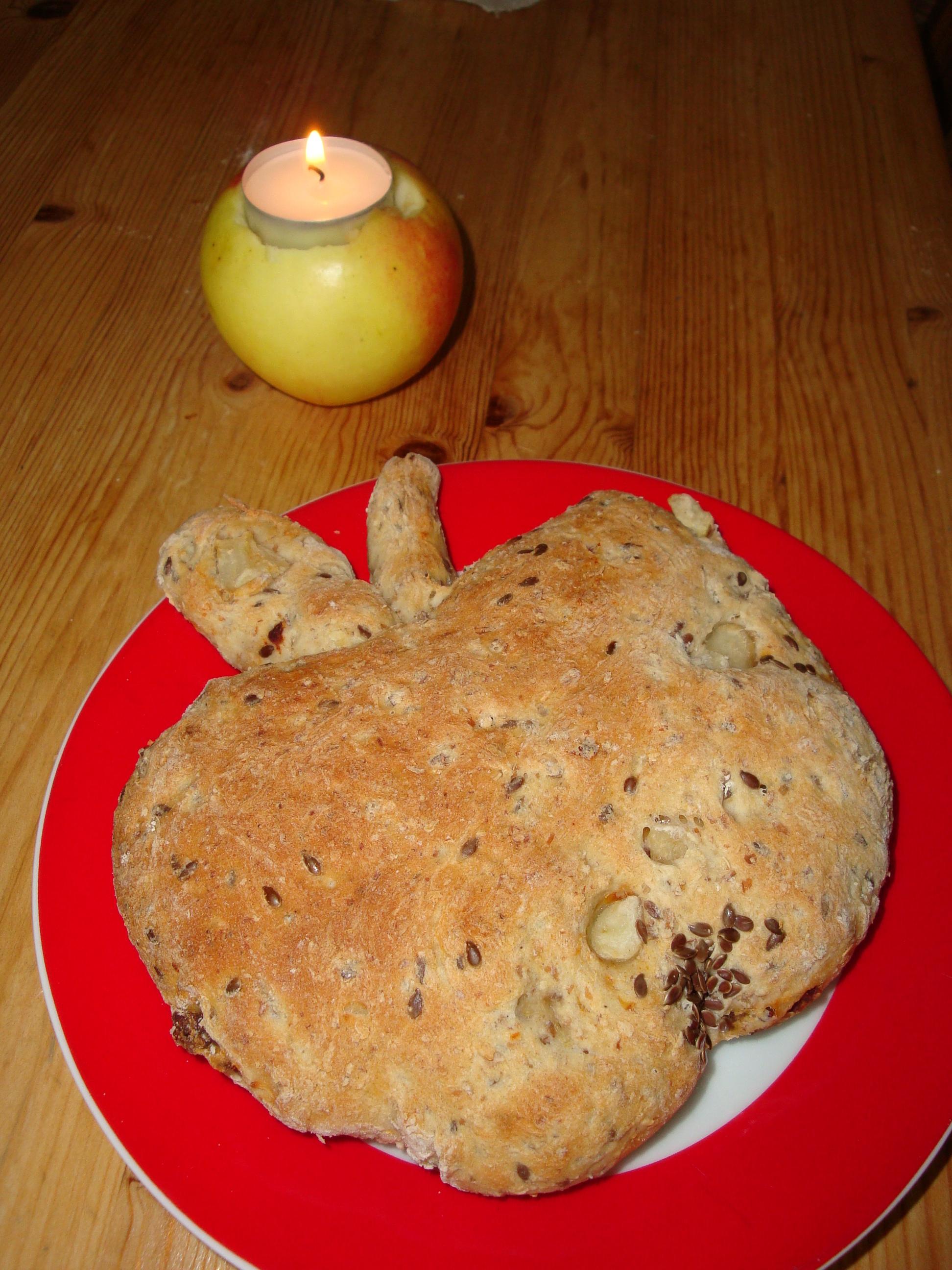 Bröd till äpplekalaset