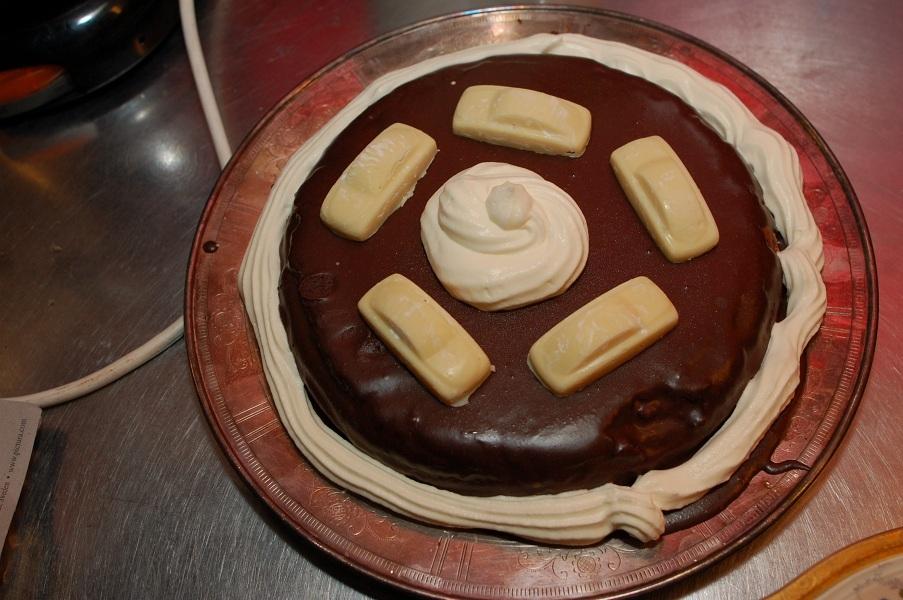 Makalöst god chokladtårta