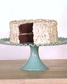 Red velvet tårt..