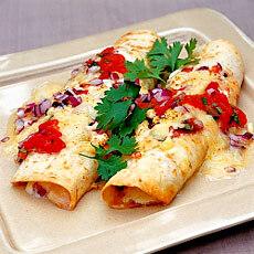 enchiladas köttfärs creme fraiche