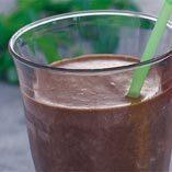 Choklad smoothie