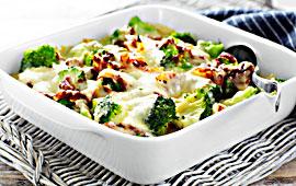 vegetarisk moussaka