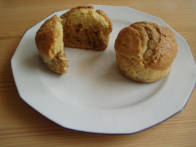 tigerkaka muffins