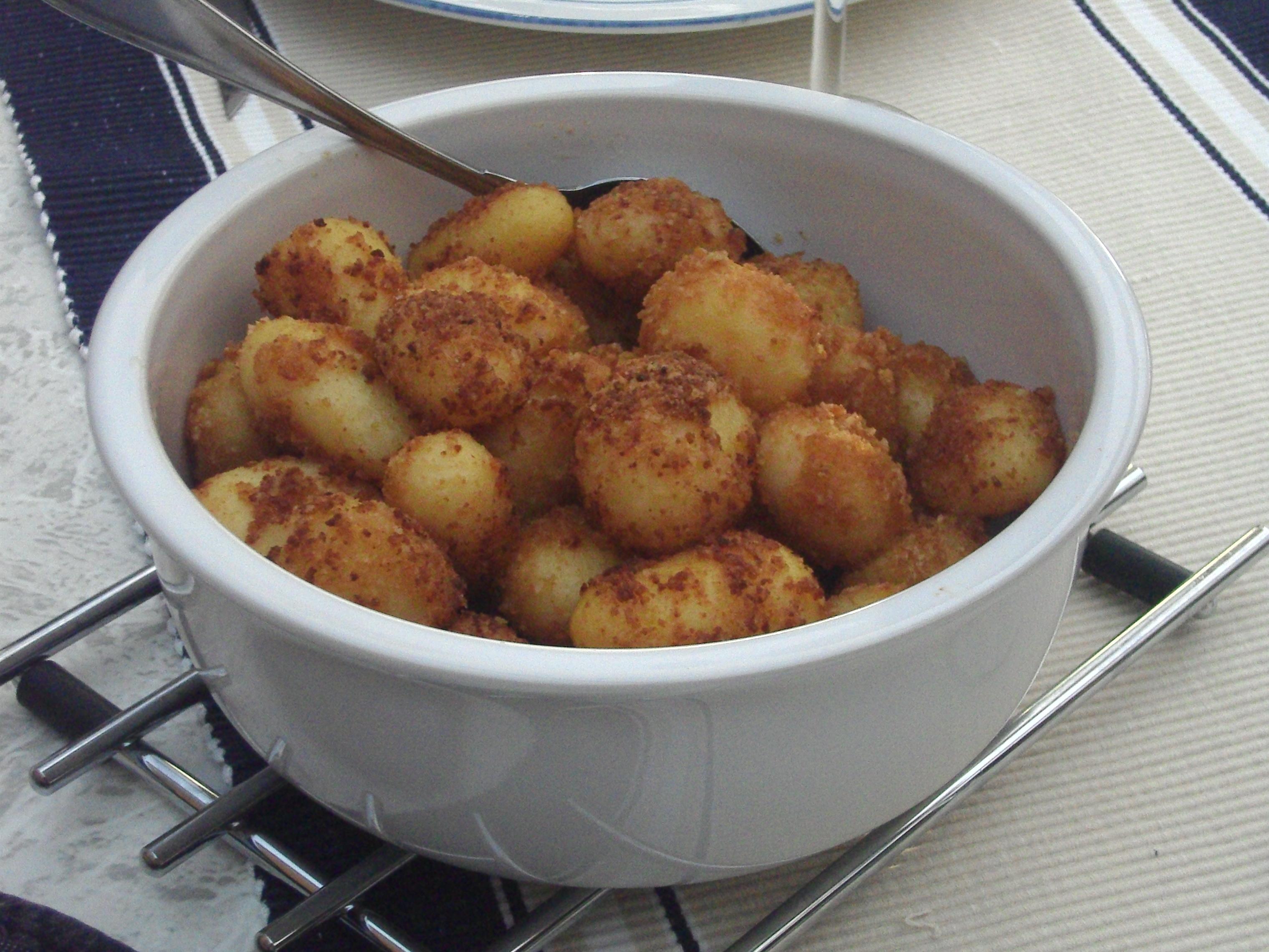 Godaste potatisen