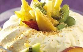 ananas kokosmjölk ägg