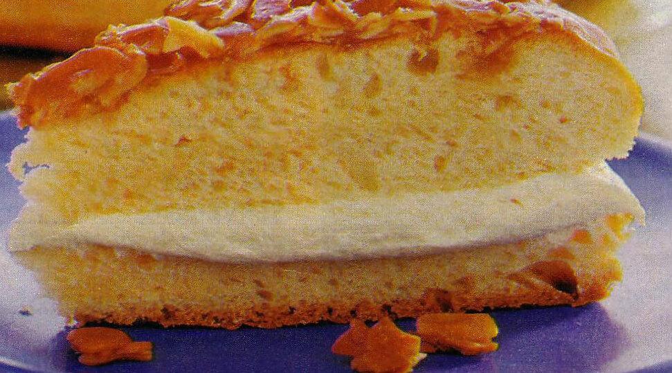 Vaniljfylld toscavetekaka