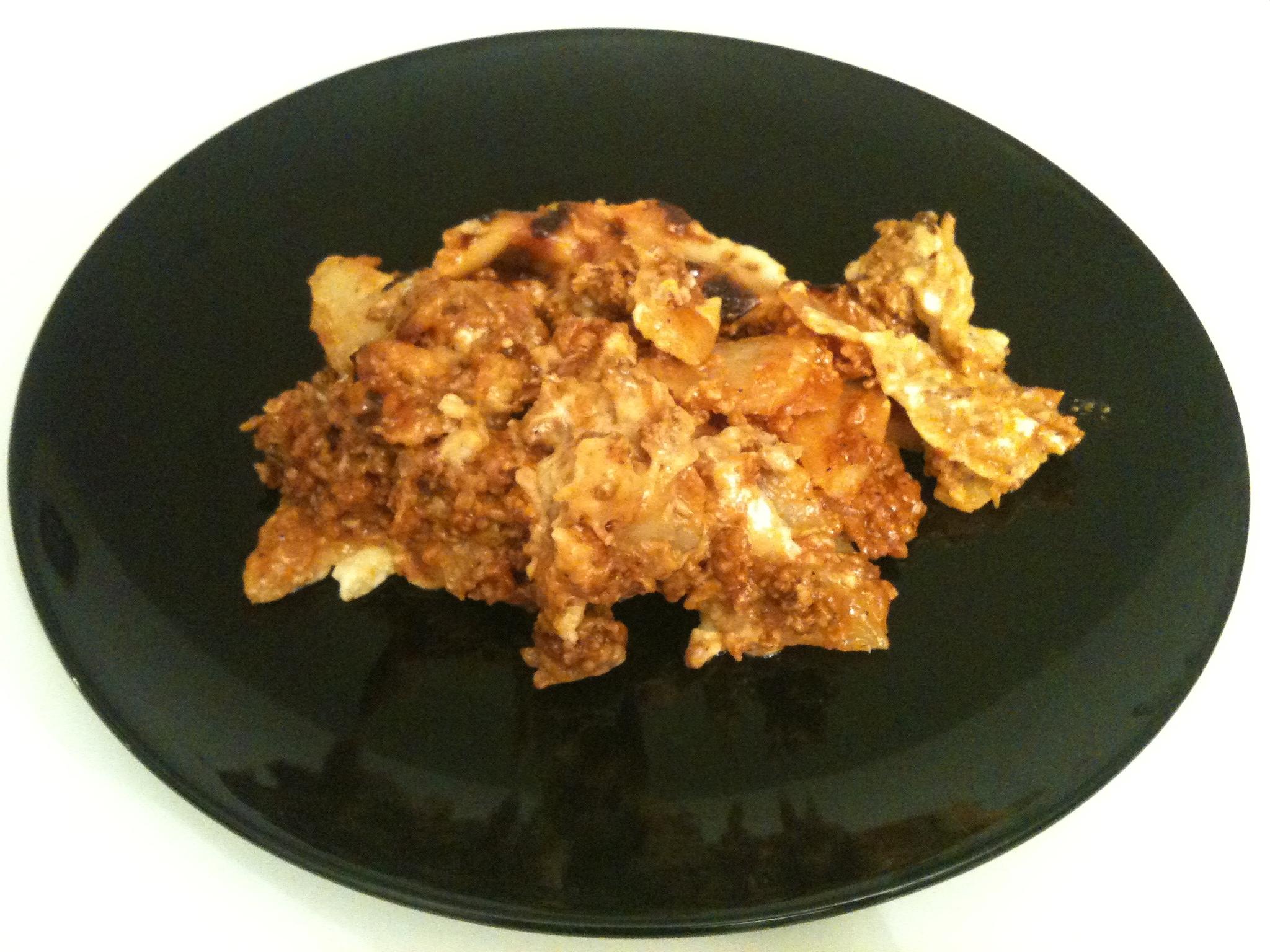 glutenfri köttfärssås