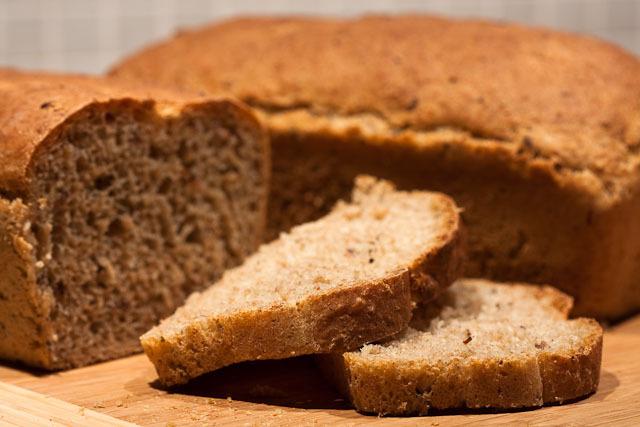 lättbakat bröd till soppa