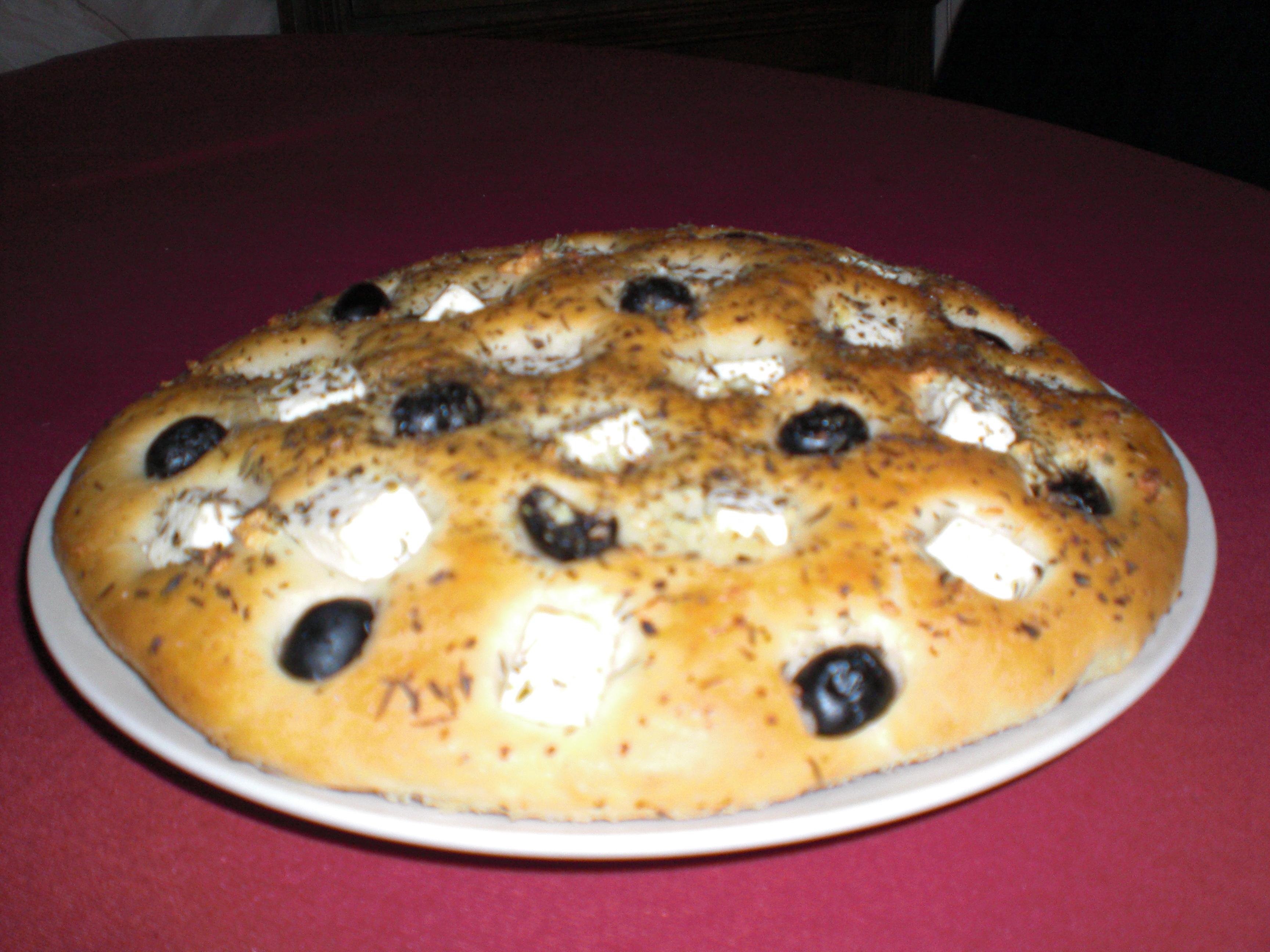 oliv foccacia