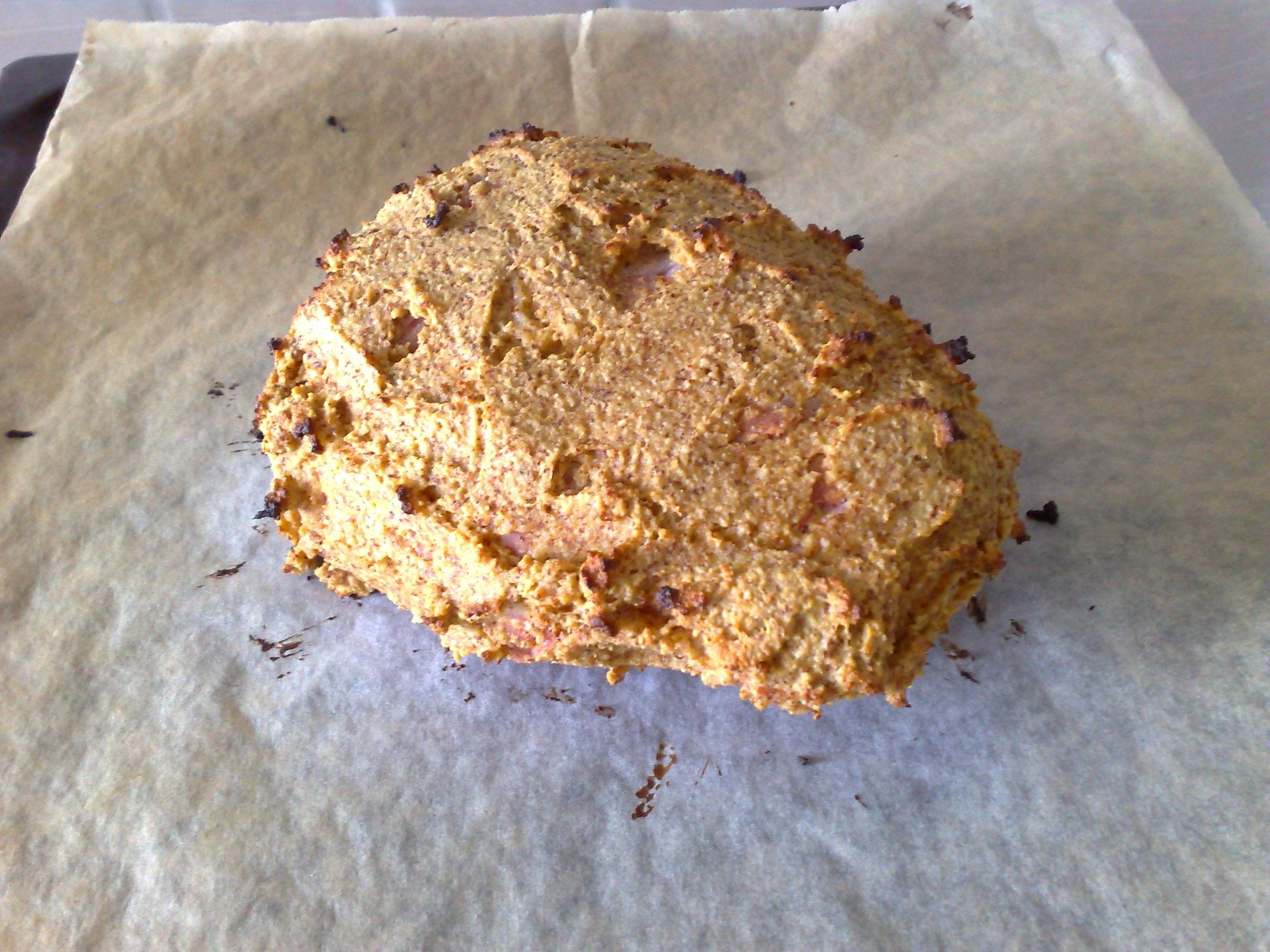 Griljering till färdigkokt skinka
