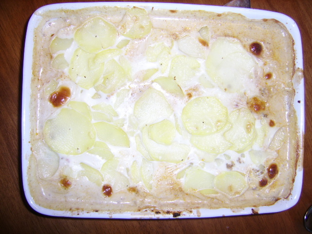 Potatis- och kö..