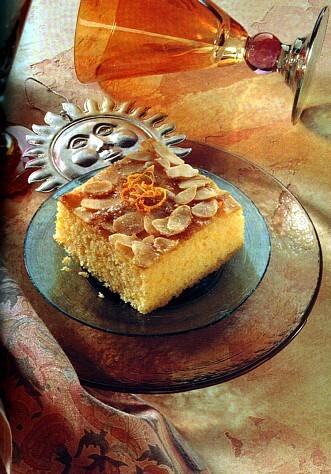 spansk kaka