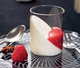 Kryddig yoghurt..