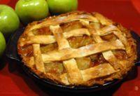 Torpets läckra äppelpaj