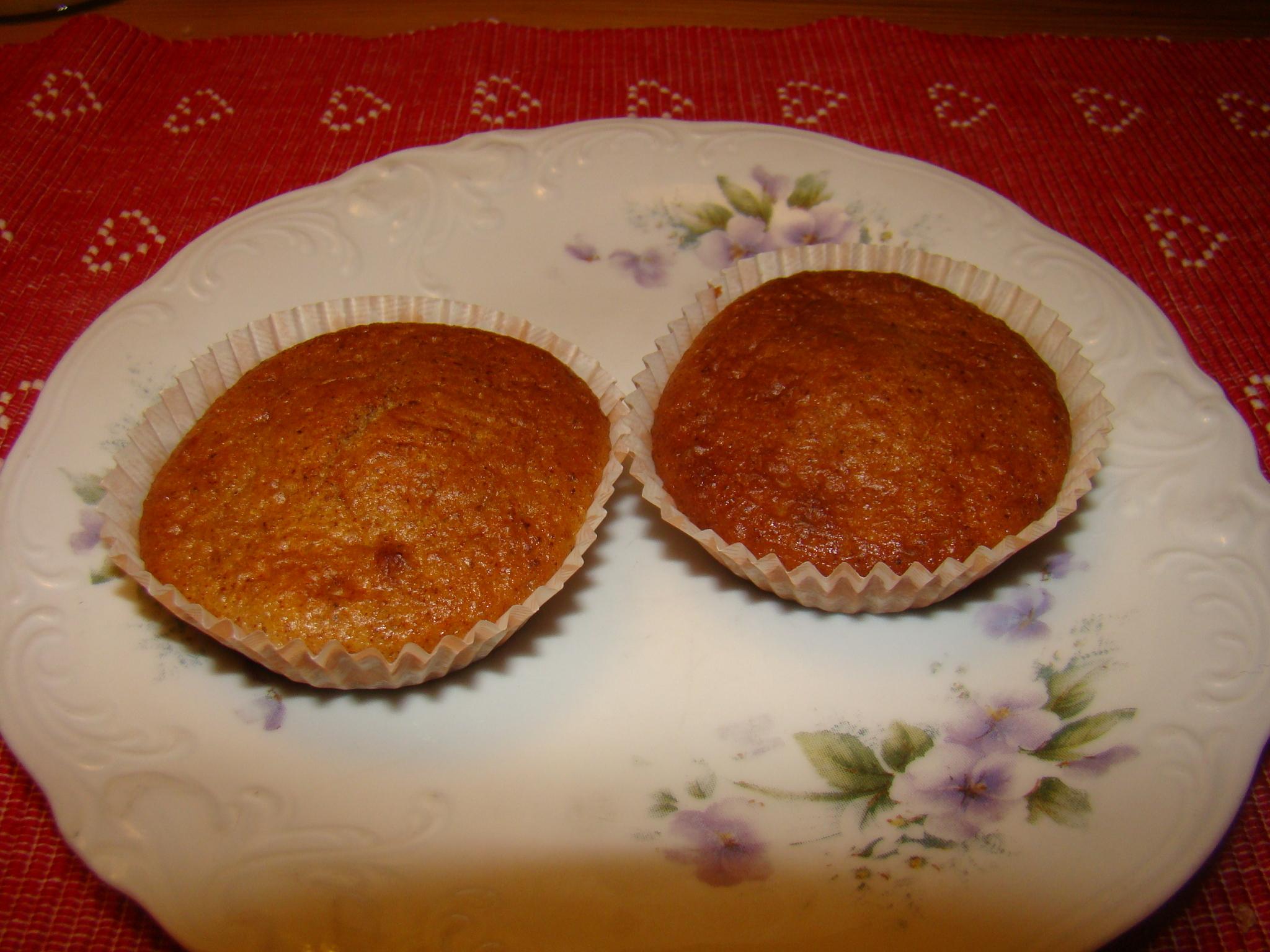 Pepparkaksmuffins för diabetiker