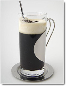 irish coffee ostkaka