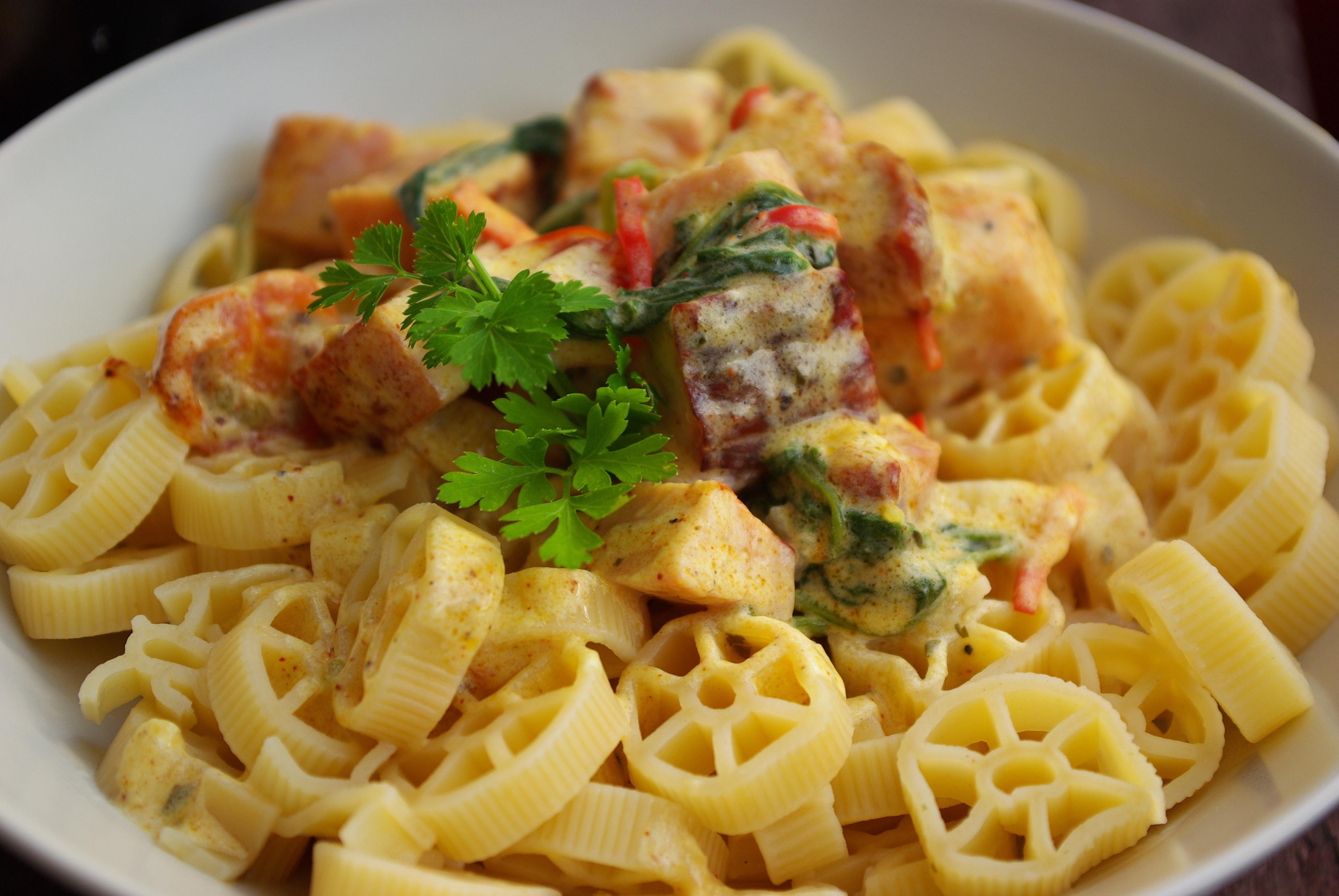 Supergod pastasås med bearnaise