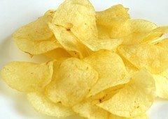 Potatis-chips