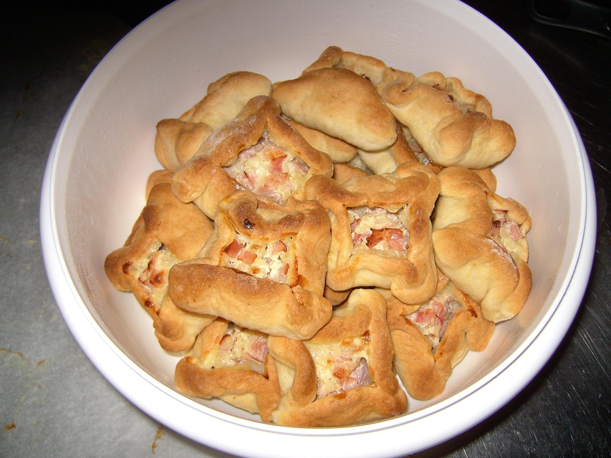 Fyllda scones