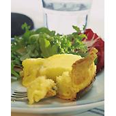 Ost och potatispaj