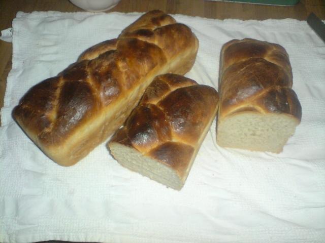Underbart italienskt bröd