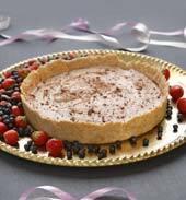 Knäckchoklad cheesecake