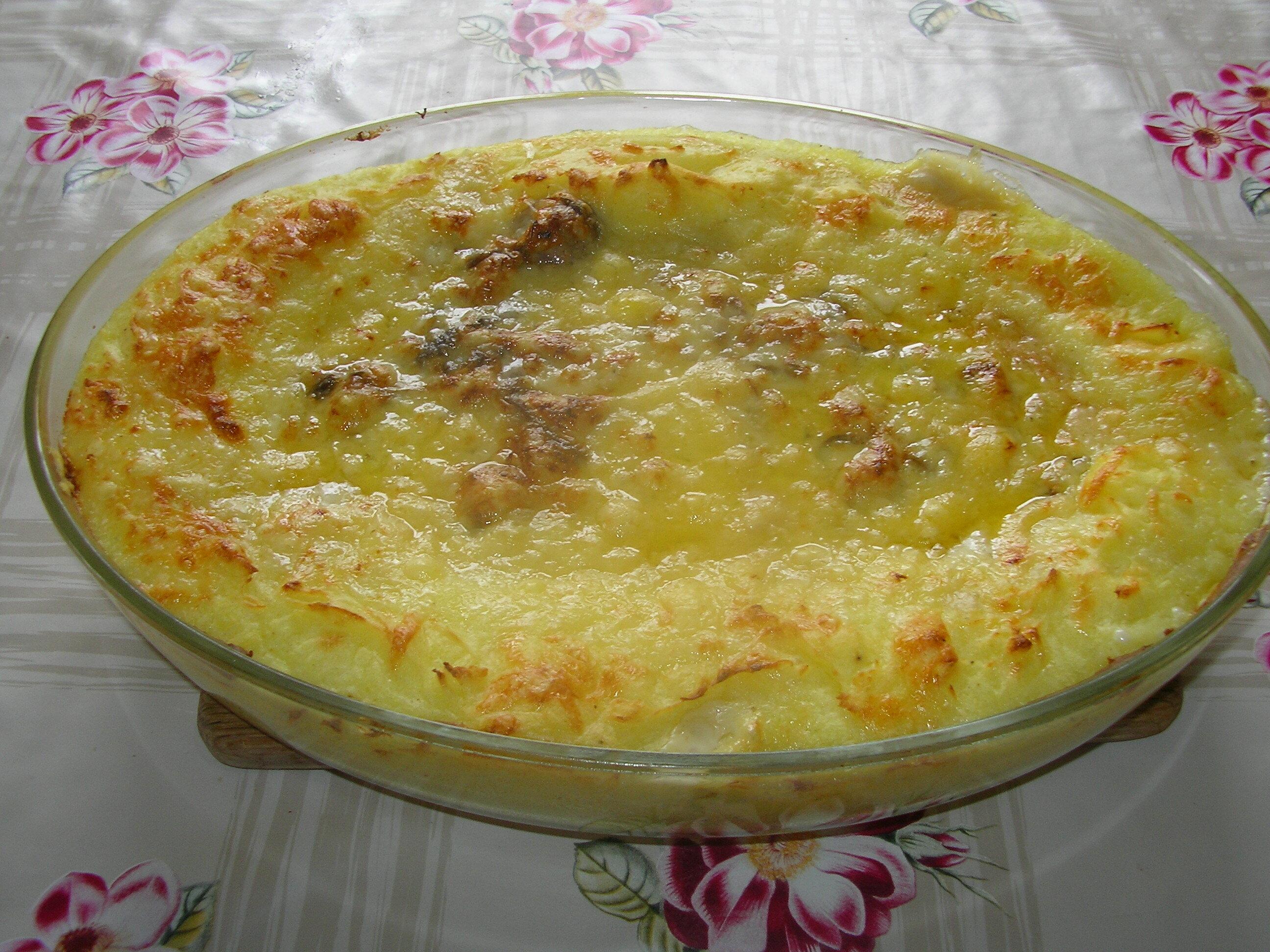 fläskfilé svampstuvning ugn