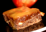 Kr�miga Brownies med Kn�ckglasyr