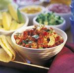 Tacos med tonfi..