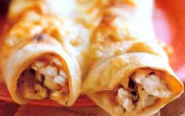 Enchilada med k..