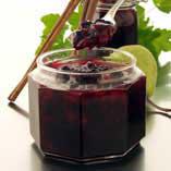 svart vinbärssylt