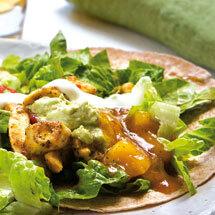 guacamole kyckling