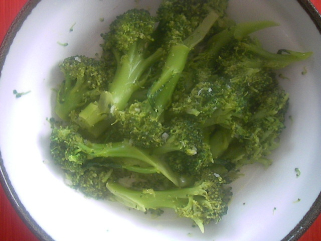 Broccoli i mari..
