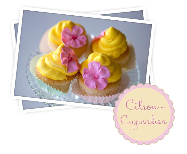 Vårcupcakes