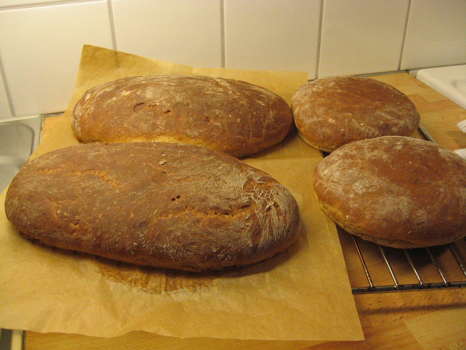 Mormors bröd
